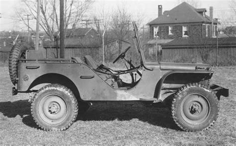 Jeep In World War 2 Willys Ma Jeep Ford Gp Jeep Wwii American Transport