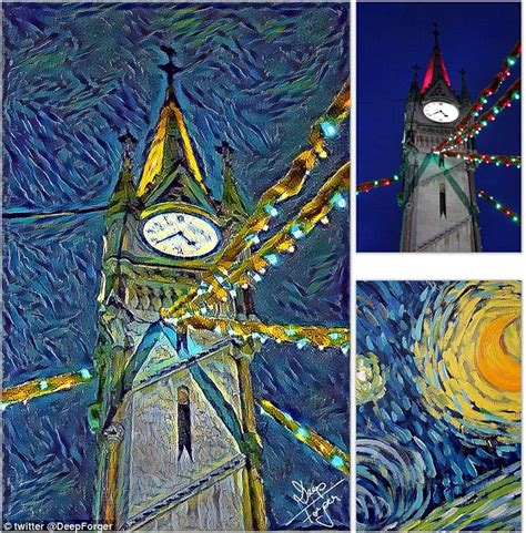 deep dream styles twitter bot deep forger transforms your photos into works