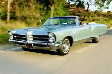 how to learn about cars 1965 pontiac bonneville security system 1965 pontiac bonneville big droptop pontiac packs hemmings motor news