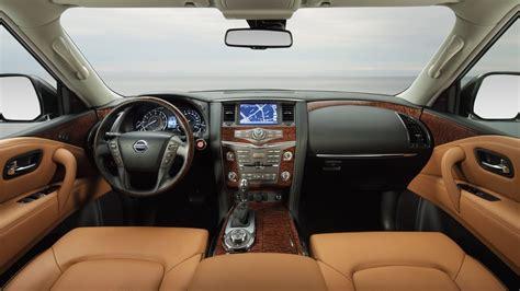 nissan patrol platinum interior nissan patrol interior exterior design large suv