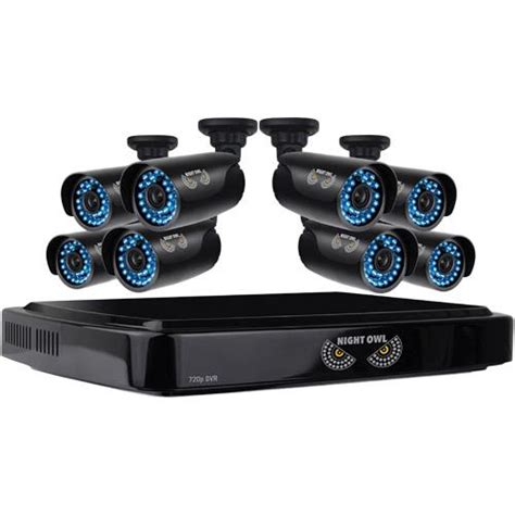 owl ahd7 1682 8 16 channel dvr security