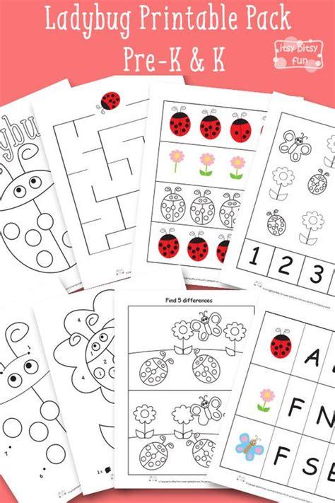ladybug pattern for kindergarten 48 best images about bubamara on pinterest kids crafts