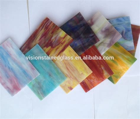 glass sheet for stained glass sheet for hobby buy stained glass sheet