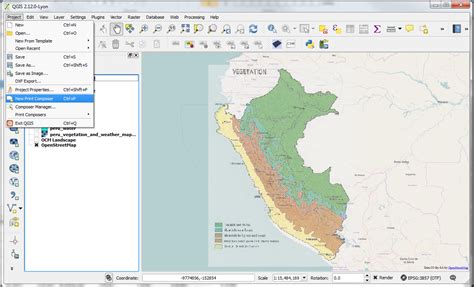 qgis print tutorial qgis practical 1 page 10 gis lessons for you