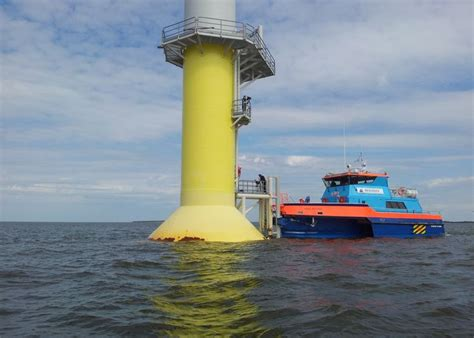 boat landing wind turbine 41 best images about owe access on pinterest sands