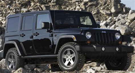 black ops jeep rubicon 2011 jeep wrangler call of duty black ops edition has