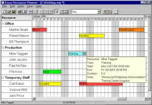 resource calendar template excel easy resource planner from files32 desktop