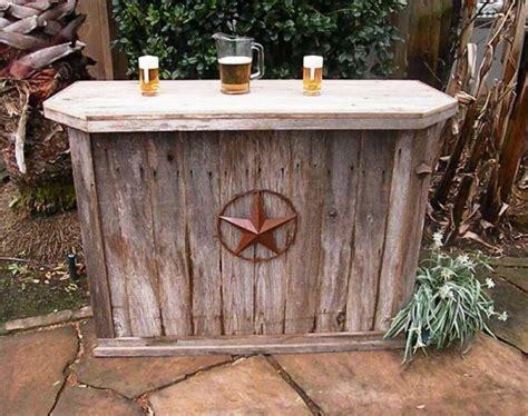 outdoor wood bar top ideas 19 super easy cheap diy outdoor bar ideas