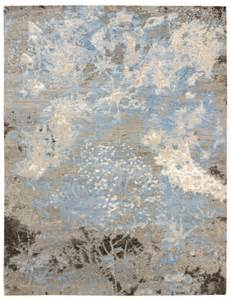 Blue Modern Rug Grey Blue Contemporary Area Rug Pictures To Pin On Pinsdaddy