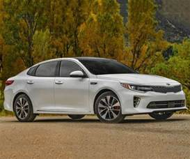 Kia Optama Few Updates To 2017 Model Year For Kia Optima