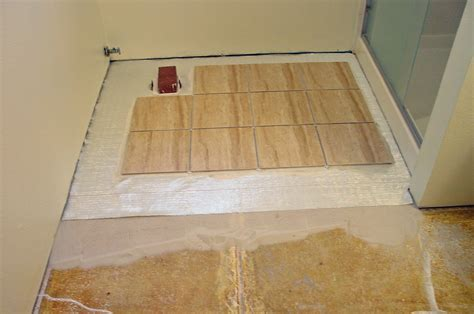 Floor Tile Over Concrete Slab   how to tile over concrete