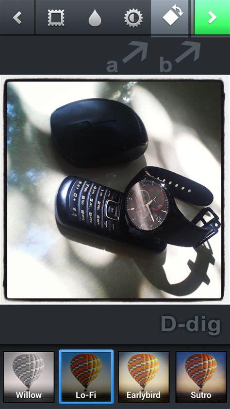 cara edit foto efek cara edit foto photo dengan memberi efek foto instagram
