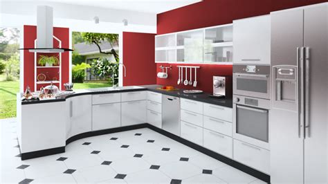red kitchen white cabinets 104 modern custom luxury kitchen designs photo gallery