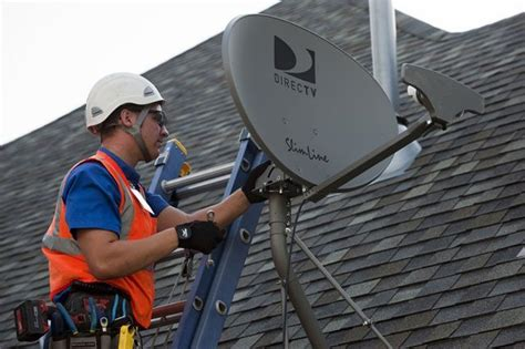 Dish Network Installer by Dish Network Vs Directv Satellite Lyle