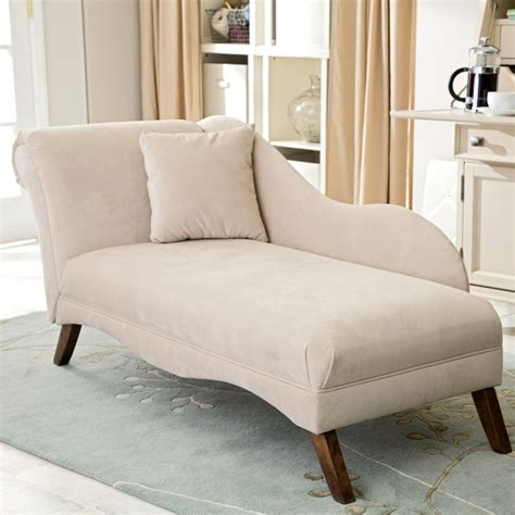 Small Indoor Chaise Lounge Cosmo Chaise Lounge Indoor Chaise Lounges At Hayneedle Chaise Best Chaise