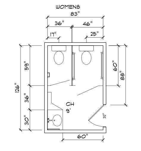 toilet layout standards find another beautiful images how to convert a standard