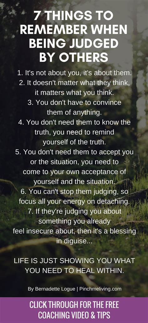 7 Things That Are Not So by Being Judged By Others Here S How To Deal With It