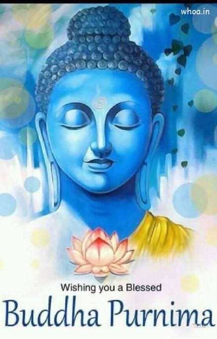 hd beautiful buddhas image  wishing happy guru purnima