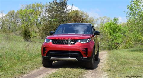 2018 land rover discovery road drive