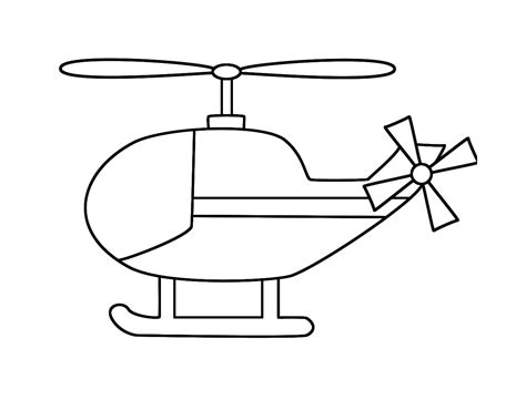 coloring in pages printable free printable helicopter coloring pages for kids