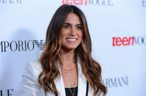 nikki reed with dyed hair nikki reed at 10th annual teen vogue young hollywood party