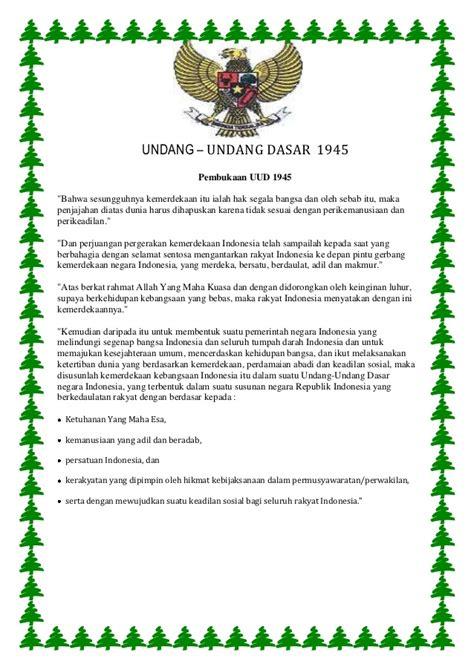 teks anekdot tentang membuat undang undang teks pembukaan uud 1945 newhairstylesformen2014 com