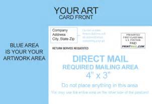 Direct Mailer Templates by Welcome To Printmail Get The Most From Our Site Faq