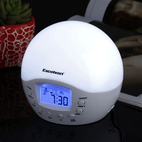 Health And Up Alarm aliexpress buy excelvan smart health up light