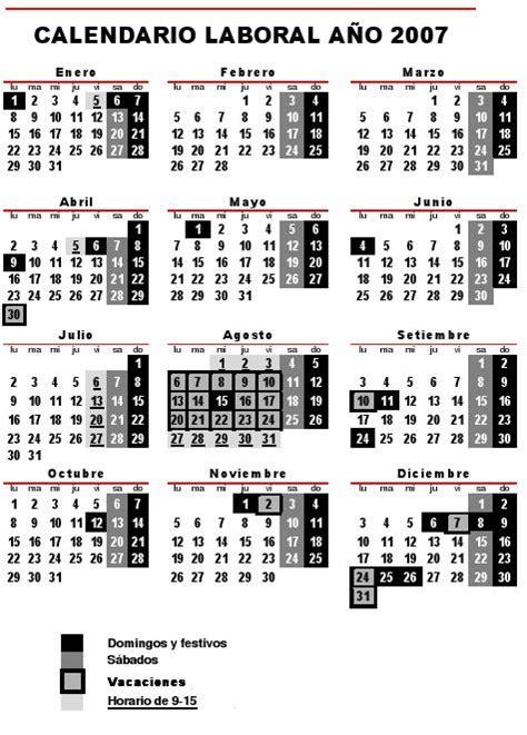 Calendario Word 2007 Calendario 2007 Imagui