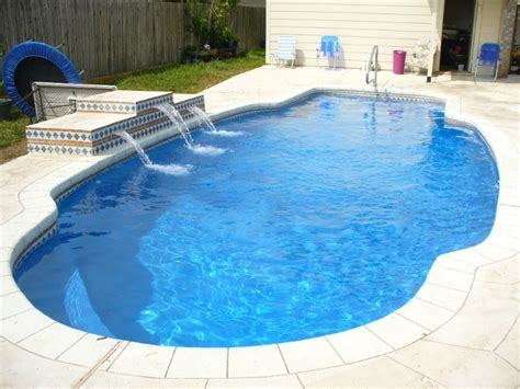 American Backyard Pools by Llano Swimming Pool American Pool Fiberglass Swimming