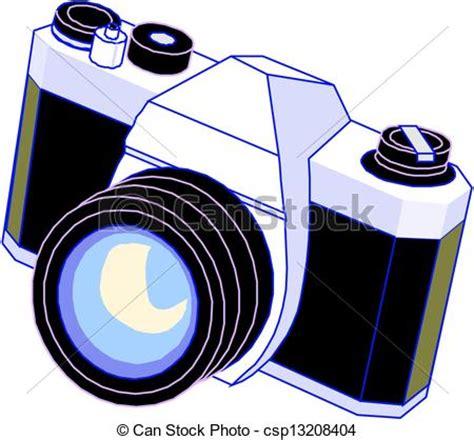 photo clipart clipart vecteur de appareil photo csp13208404 recherchez