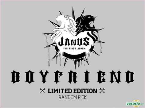 Boyfriend Janus Limited Edition Youngmin Cov yesasia boyfriend vol 1 janus poster in special edition limited edition cd