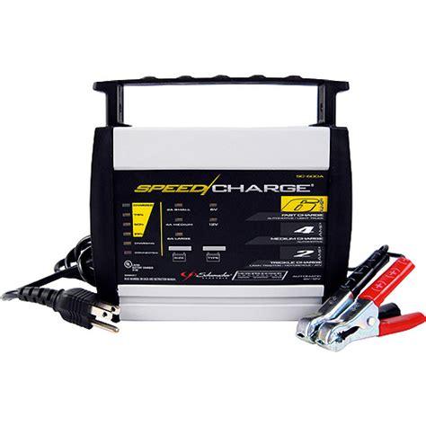 speedcharge battery charger schumacher speedcharge 6 battery charger walmart