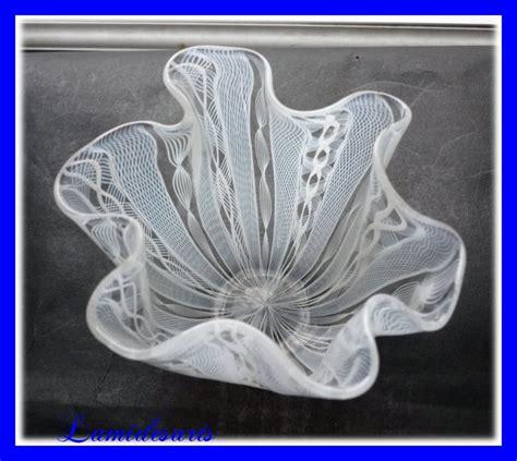 vaso venini fazzoletto venini vaso fazzoletto 1950