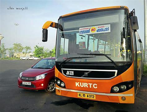 Ksrtc Low Floor Timings by Ksrtc Kurtc Timings From Nedumbassery Airport