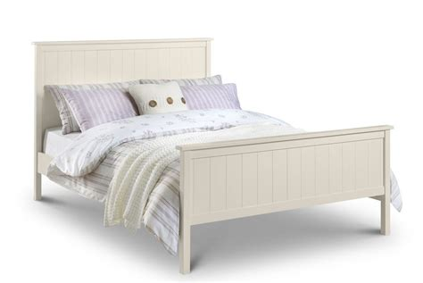 White Kingsize Bed Frame Harmonise White Kingsize Bed Frame Kingsize Bed Frames Bed Frames