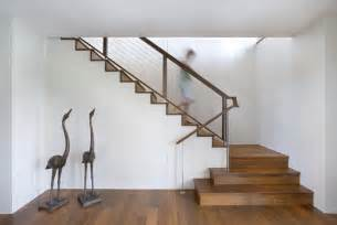 Wall Banister Rail Seabrook Island Contemporary Contemporary Staircase