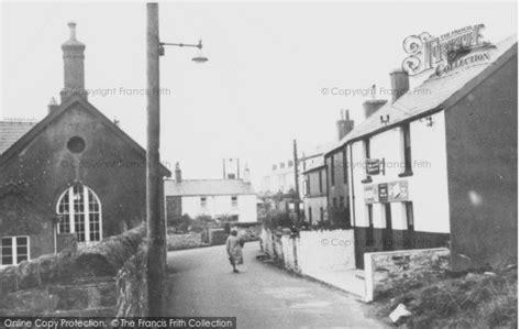 william corner buying house llwydcoed corner house street c 1955 francis frith