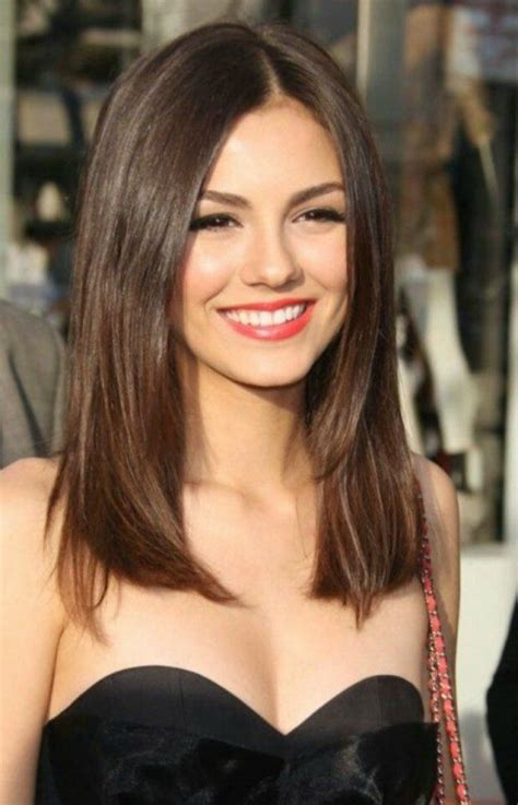 best 25 thin straight hair ideas on pinterest shoulder gallery medium length haircuts for straight hair black