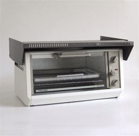 cabinet mount toaster black and decker under cabinet mount toaster oven mf