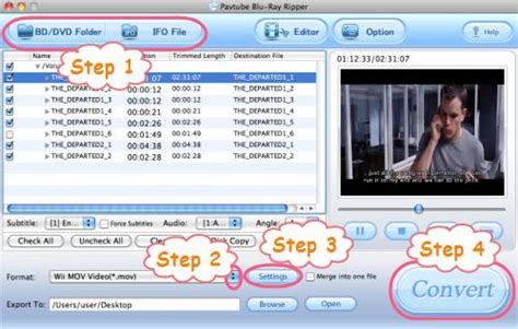 format dvd wii how to rip blu ray and dvd to wii on mac