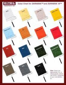 herculiner colors color chart for durabak