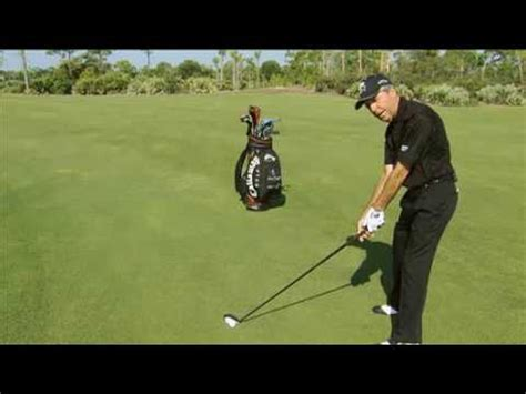 gary player golf swing gary player teaches you how to hit a draw youtube