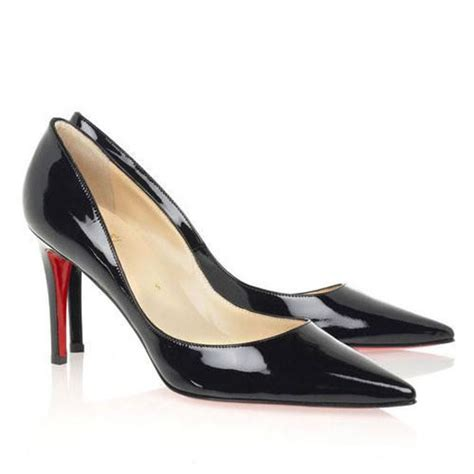 louboutin shoes christian louboutin new decoltissimo 85 pointed pumps