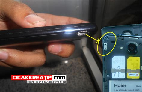 Smartfren Usb Charger port charger smartfren andromax u punya kang majid baru 5