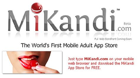 android adult app store mikandi opens adults only android smartphone app store