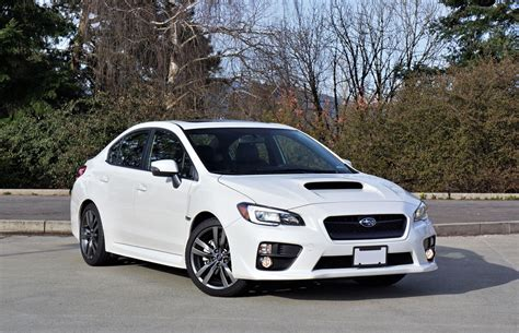 subaru wrx road 2017 subaru wrx sport tech road test the car magazine