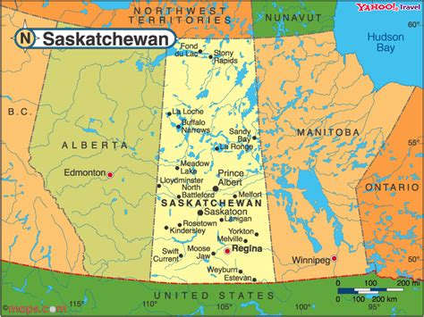 saskatchewan canada destinations