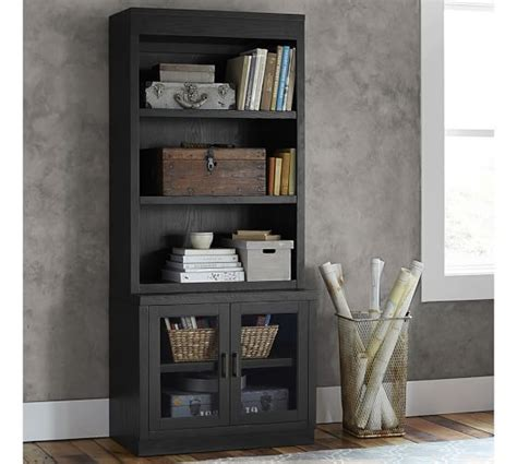 Open Bookcase With Doors 1000 Ideas About Open Bookcase On Bookshelves