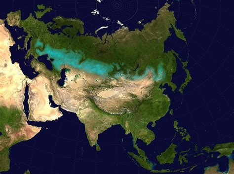 imagenes satelitales rusia eurasische steppe wikipedia